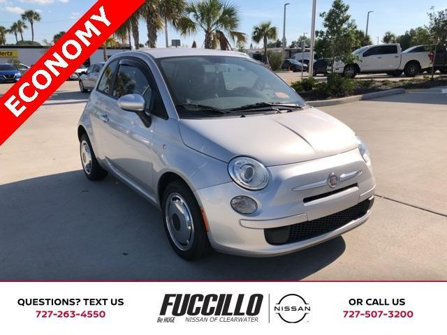 used 2012 FIAT 500 car, priced at $7,000