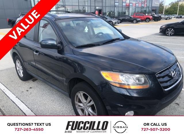 used 2010 Hyundai Santa Fe car, priced at $7,420