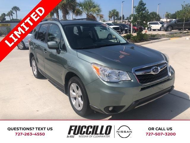 used 2014 Subaru Forester car, priced at $15,200