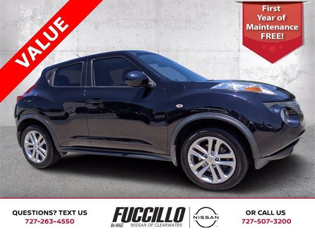 used 2013 Nissan Juke car, priced at $10,140