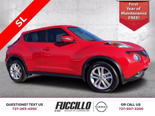 used 2016 Nissan Juke car, priced at $10,250