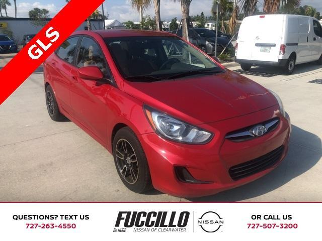used 2013 Hyundai Accent car, priced at $7,720