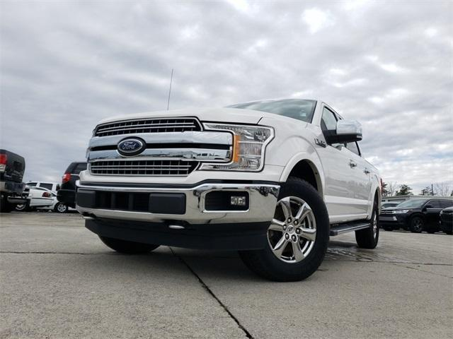 used 2018 Ford F-150 car, priced at $47,000