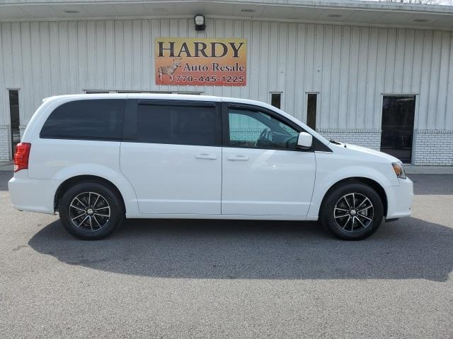 used 2018 Dodge Grand Caravan car, priced at $21,953