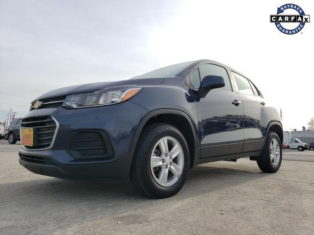 used 2019 Chevrolet Trax car, priced at $18,500