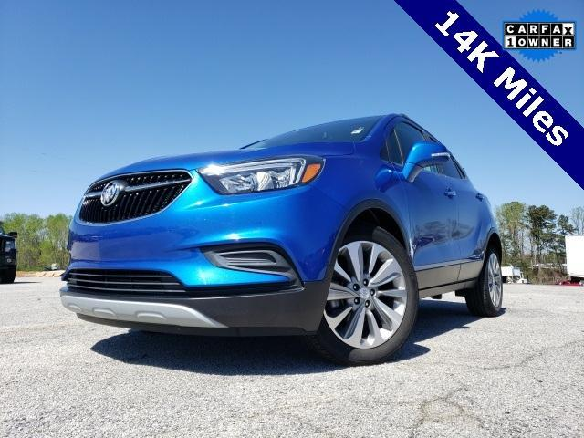 used 2018 Buick Encore car, priced at $20,000