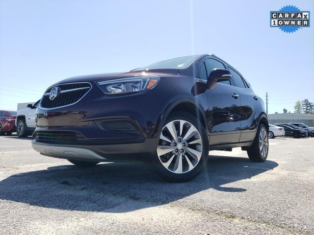 used 2018 Buick Encore car, priced at $19,000