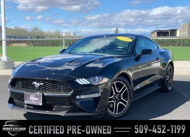 used 2019 Ford Mustang car, priced at $28,995