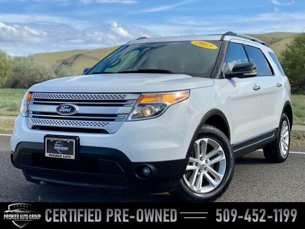 used 2015 Ford Explorer car, priced at $18,995