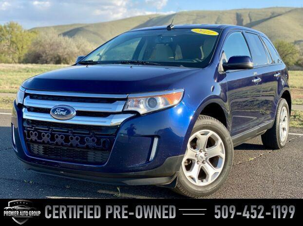 used 2011 Ford Edge car, priced at $10,995