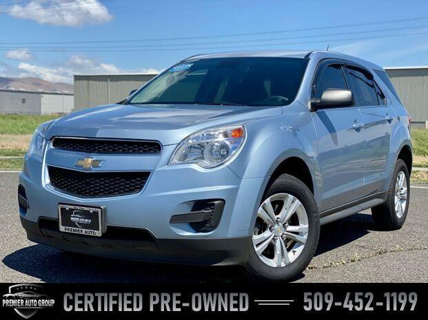 used 2015 Chevrolet Equinox car, priced at $11,995