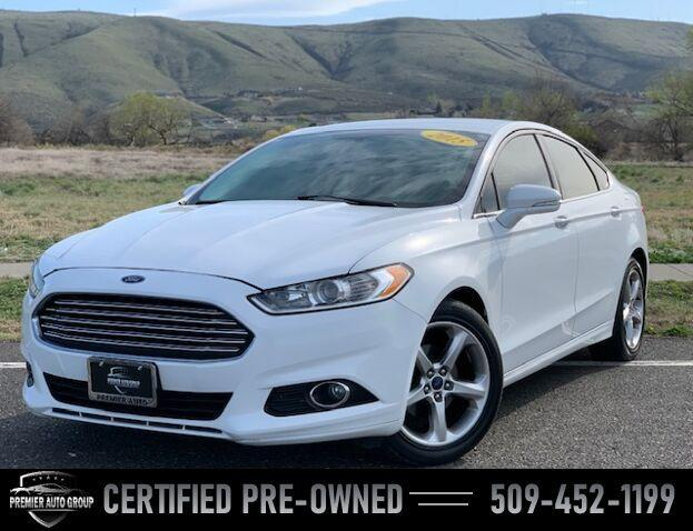 used 2015 Ford Fusion car, priced at $12,495