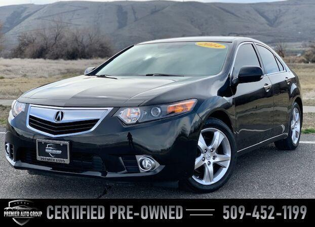 used 2014 Acura TSX car, priced at $18,995