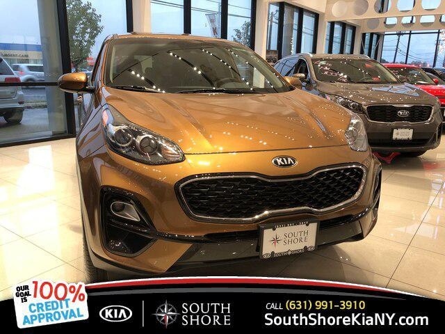 new 2020 Kia Sportage car, priced at $26,730