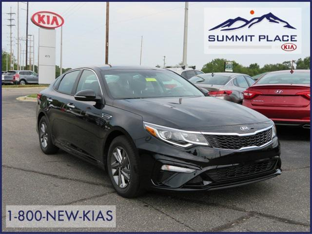 new 2019 Kia Optima car, priced at $24,175