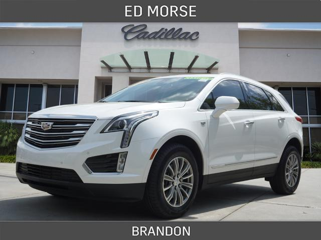 used 2018 Cadillac XT5 car, priced at $32,363