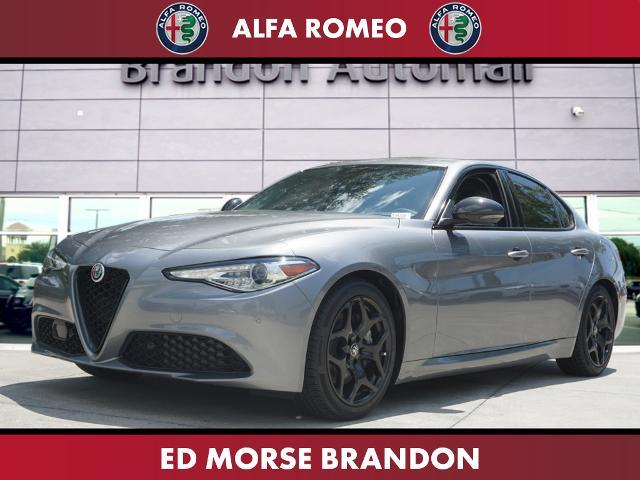 new 2021 Alfa Romeo Giulia car