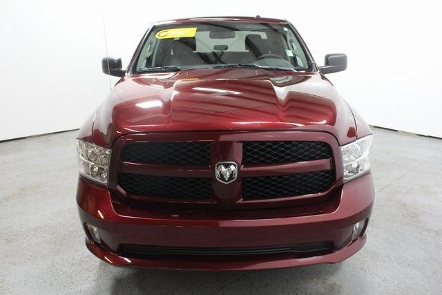used 2018 Ram 1500 car, priced at $39,988