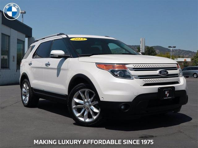 used 2013 Ford Explorer car, priced at $17,276