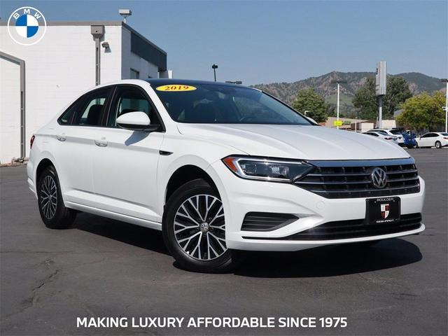 used 2019 Volkswagen Jetta car, priced at $22,943