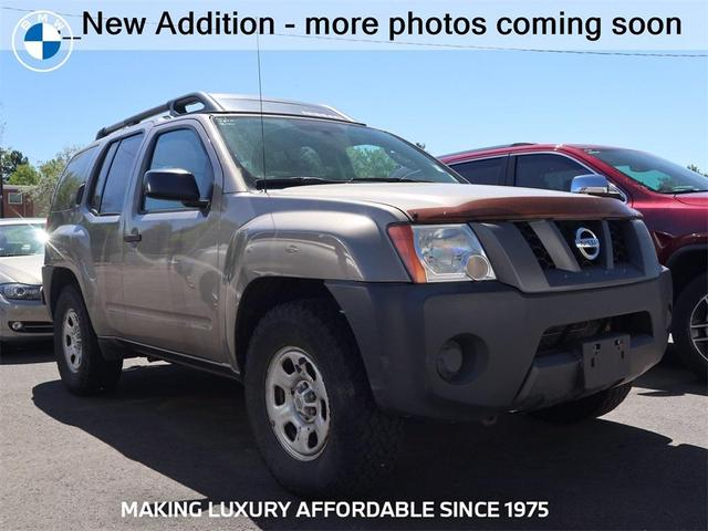used 2008 Nissan Xterra car, priced at $10,988