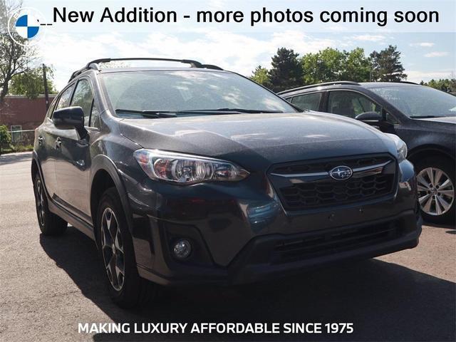 used 2018 Subaru Crosstrek car, priced at $24,484