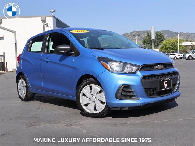 used 2017 Chevrolet Spark car, priced at $9,995
