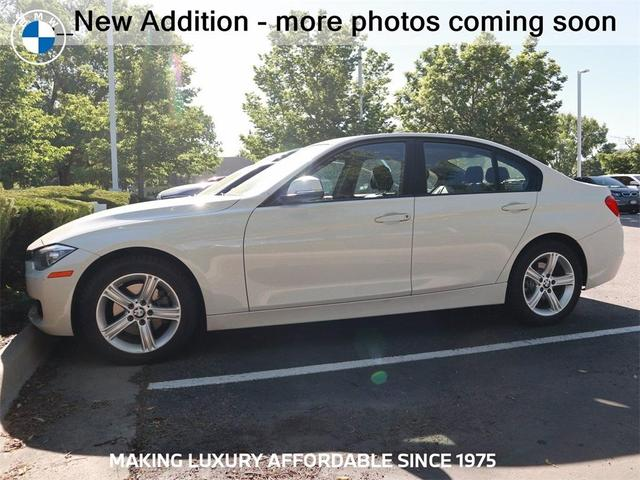 used 2015 BMW 328 car, priced at $20,534