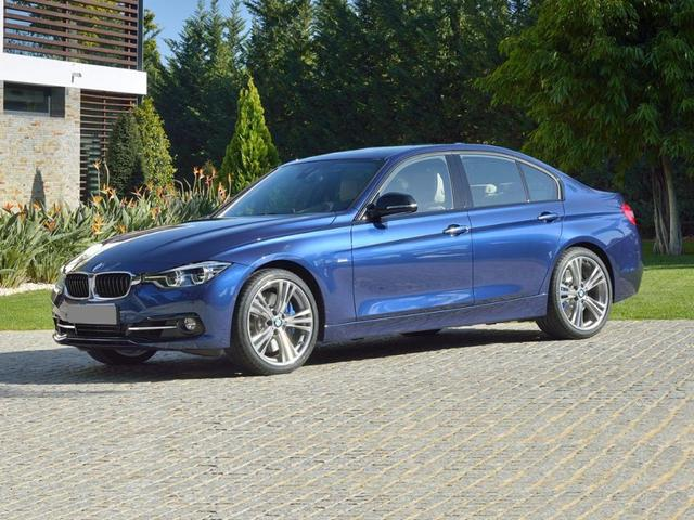 used 2017 BMW 320 car, priced at $24,594