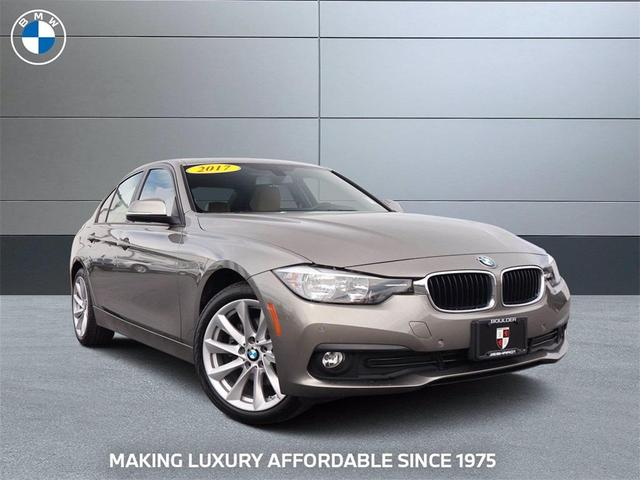 used 2017 BMW 320 car, priced at $27,473