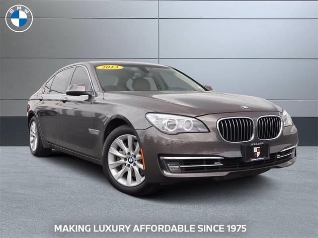 used 2013 BMW 740 car, priced at $17,502