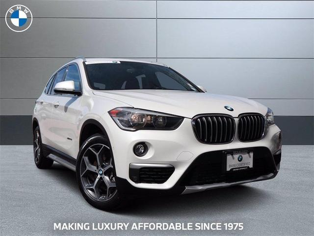 used 2018 BMW X1 car, priced at $29,596