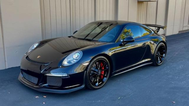 used 2014 Porsche 911 car, priced at $139,900