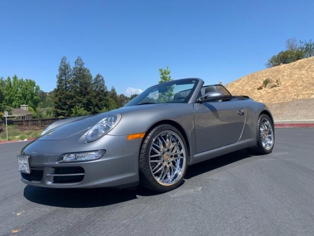 used 2006 Porsche 911 car, priced at $34,900
