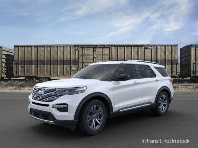 new 2020 Ford Explorer car, priced at $61,155