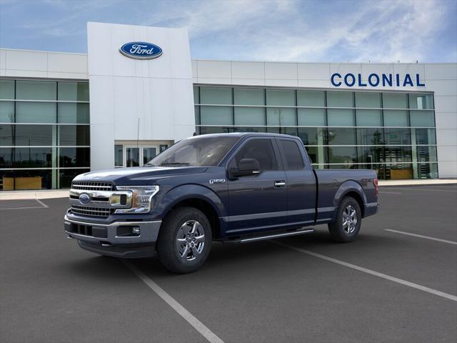 new 2020 Ford F-150 car, priced at $40,705