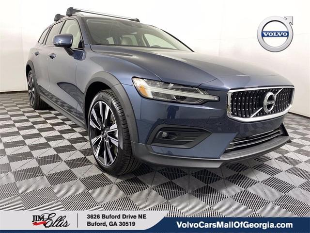 new 2021 Volvo V60 Cross Country car, priced at $47,240