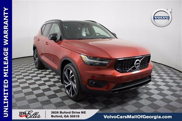 new 2020 Volvo XC40 car, priced at $38,393
