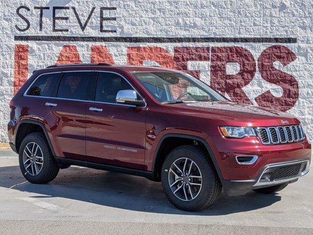new 2021 Jeep Grand Cherokee car, priced at $46,126