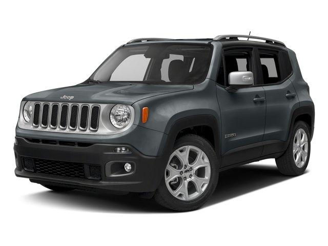 used 2017 Jeep Renegade car, priced at $20,916