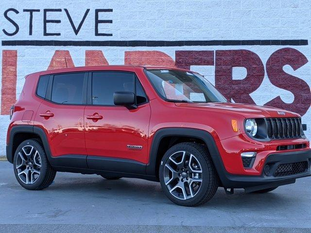 new 2021 Jeep Renegade car, priced at $27,070