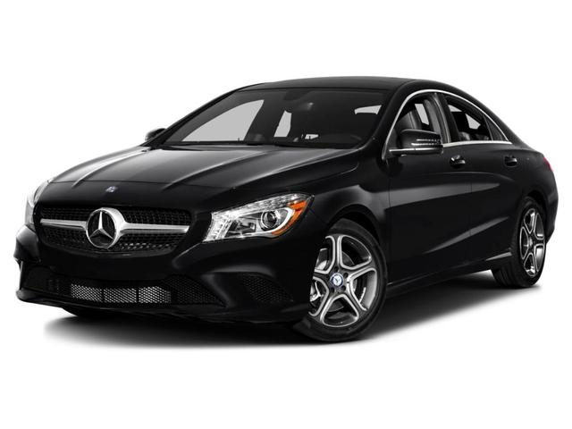 used 2015 Mercedes-Benz CLA-Class car, priced at $14,895