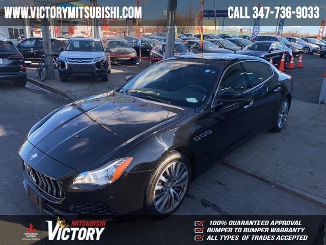 used 2017 Maserati Quattroporte car, priced at $41,495