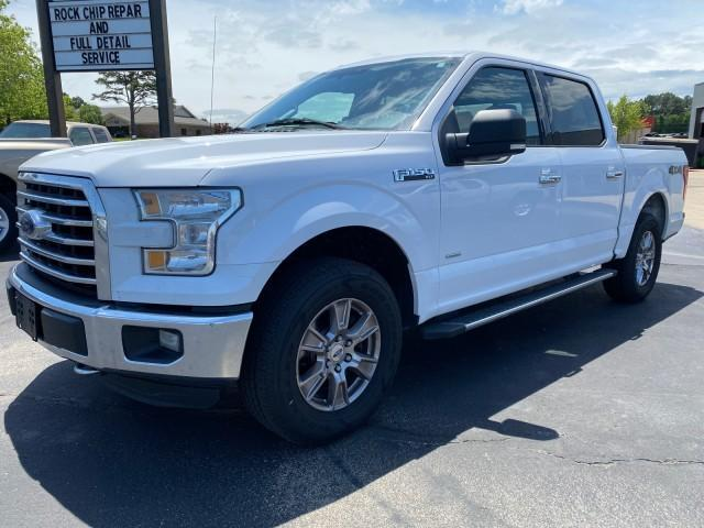 used 2016 Ford F-150 car, priced at $21,500