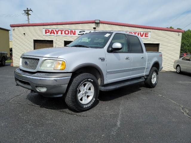 used 2002 Ford F-150 car, priced at $6,995