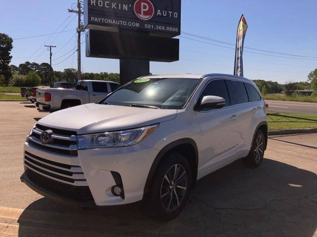 used 2018 Toyota Highlander car, priced at $33,500