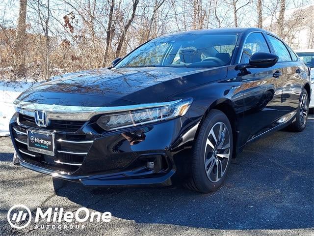new 2021 Honda Accord Hybrid car, priced at $31,415