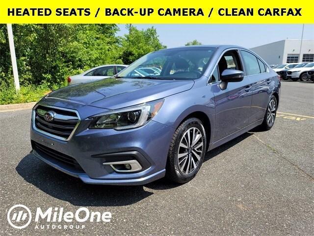 used 2018 Subaru Legacy car, priced at $19,500