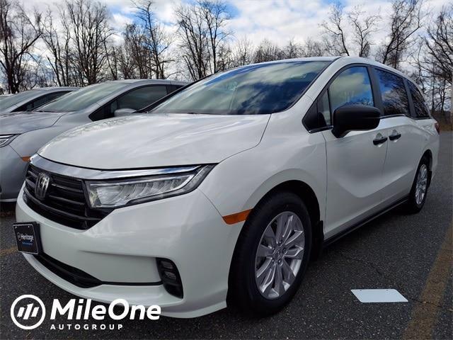 new 2021 Honda Odyssey car, priced at $33,205