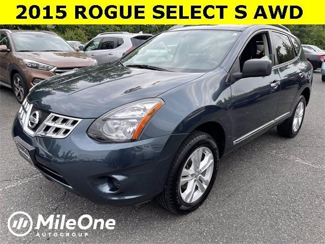 used 2015 Nissan Rogue Select car, priced at $13,000